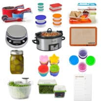 12 Must-Have Meal Prep Tools