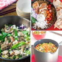 25 Healthy One Pot Meals for Quick Dinners