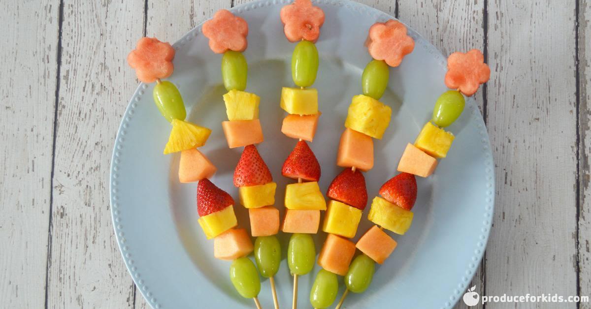 spring fruit wands