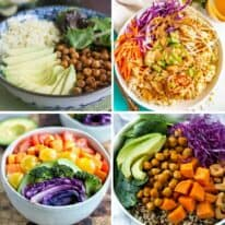 Build Your Own Buddha Bowl + 15 Healthy Buddha Bowl Recipes