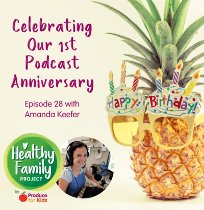 Episode 28: Celebrating Our 1st Anniversary