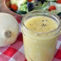 Vidalia® Onion Salad Dressing