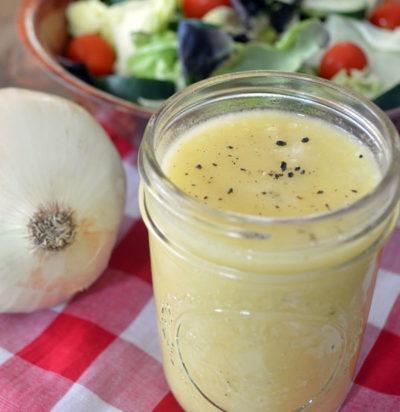 Vidalia® Onion Salad Dressing