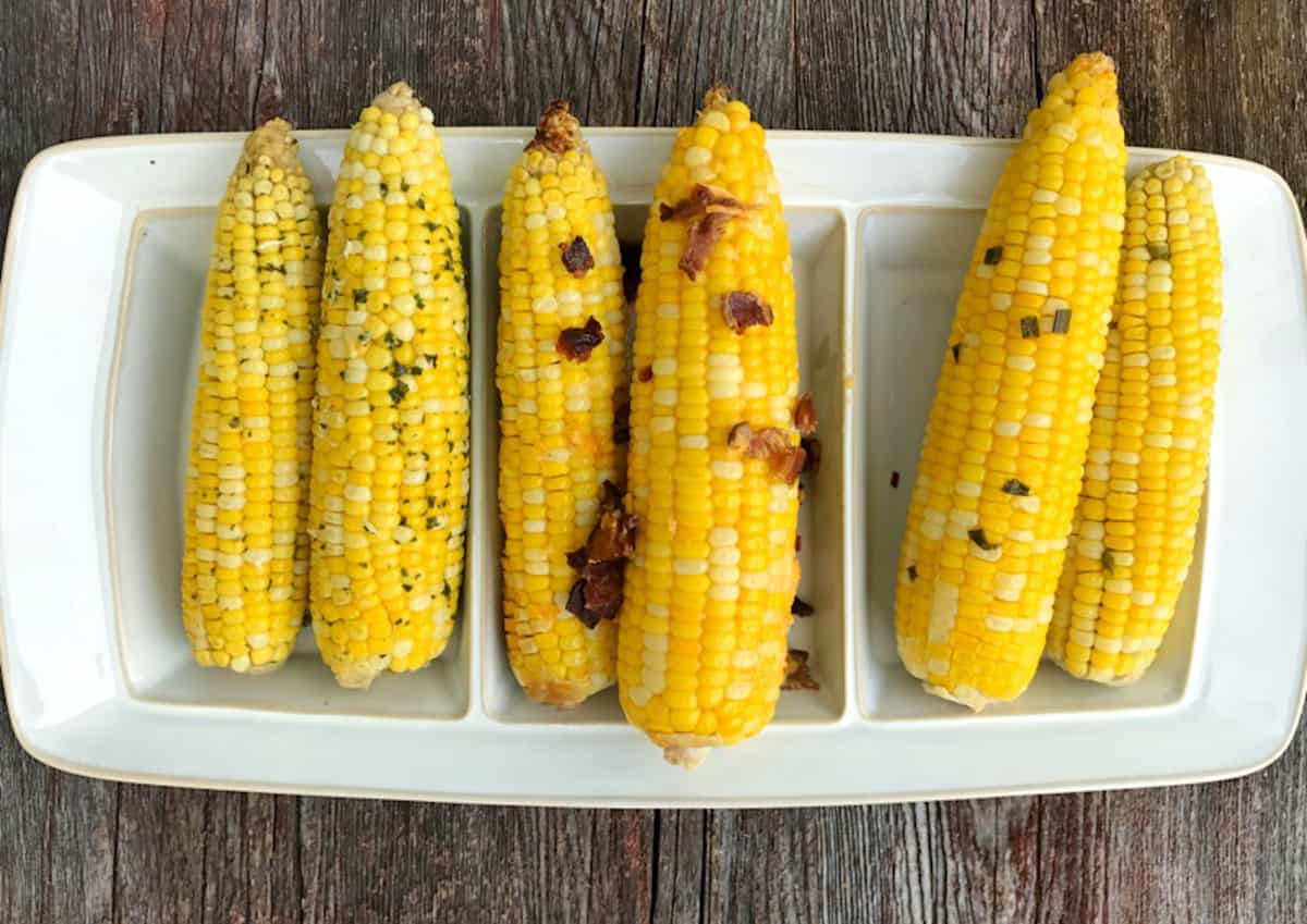 Mix & Match Corn on the Cob Feature Image