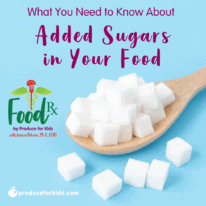 Food Rx: What You Need to Know About Added Sugars in Food