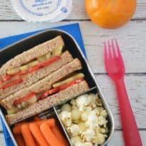 Fruity PB&J Sandwich