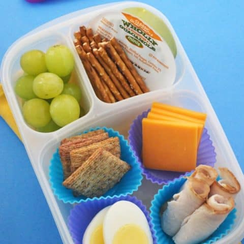 homemade lunchables recipe