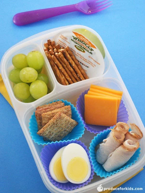Homemade Lunchables | Produce for Kids