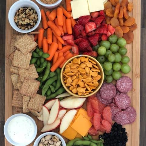 Ultimate Family Snack Board