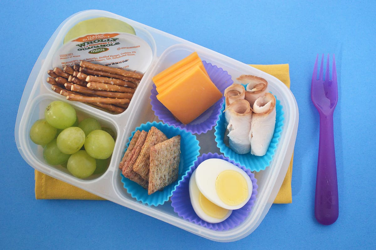 How To Make Homemade Lunchables recipe