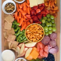 Ultimate Family Snack Board