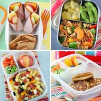 34 Non Sandwich Lunchbox Ideas for Back to School