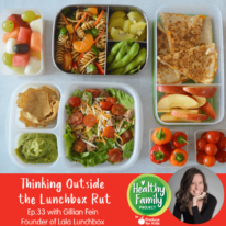 Episode 33: Thinking Outside the Lunchbox Rut