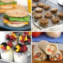 40+ Grab-and-Go Healthy Breakfast Ideas