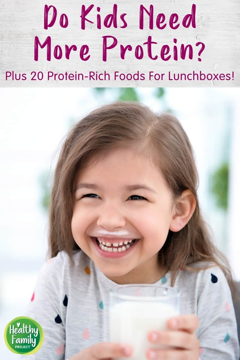 Do Kids Need More Protein?