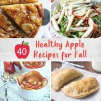 40 Healthy Apple Recipes for Fall
