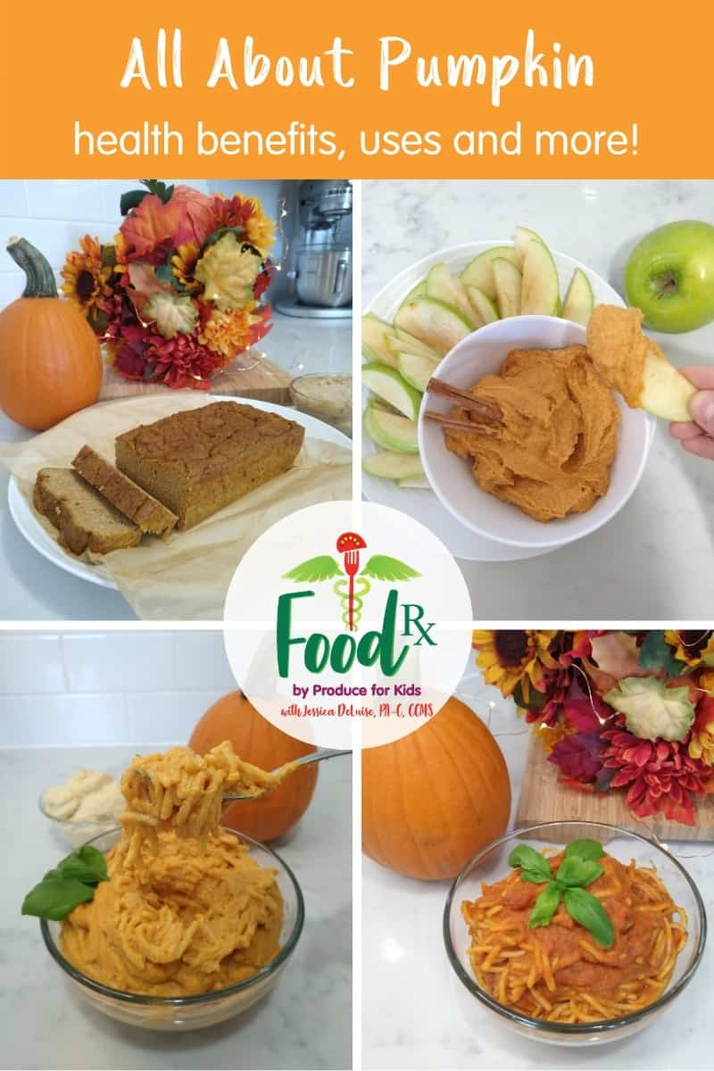 Cooking healthy with pumpkin