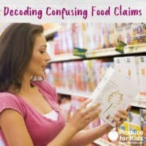 Decoding Confusing Food Claims