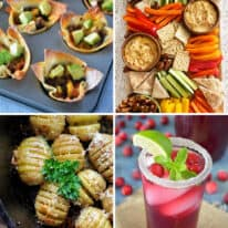 20 Healthy Snacks for New Year's Eve