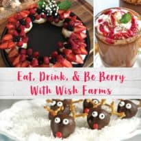 Eat, Drink & Be Berry with Wish Farms