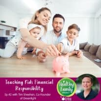 Episode 42: Teaching Kids Financial Responsibility