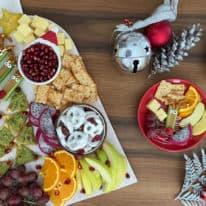 5 Festive Holiday Snack Boards