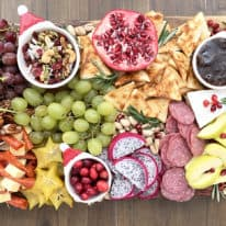 How To Make A Festive Holiday Charcuterie Board