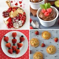 20 Healthy Valentine's Day Treats