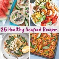 25 Healthy Seafood Recipes