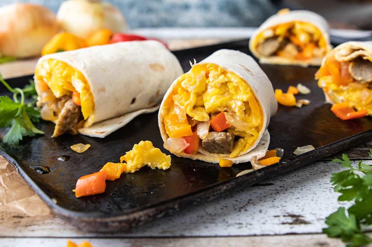 Best Breakfast Burritos