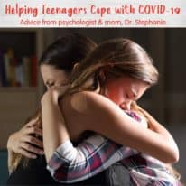 Helping Teenagers Cope with COVID-19