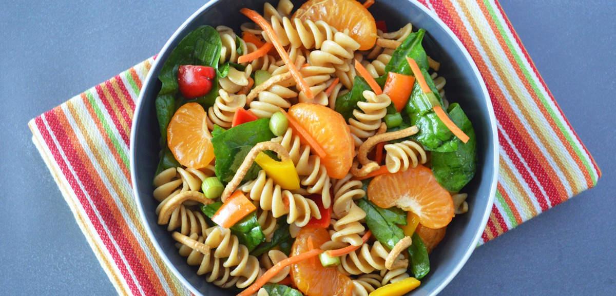 Best Chinese Mandarin Pasta Salad