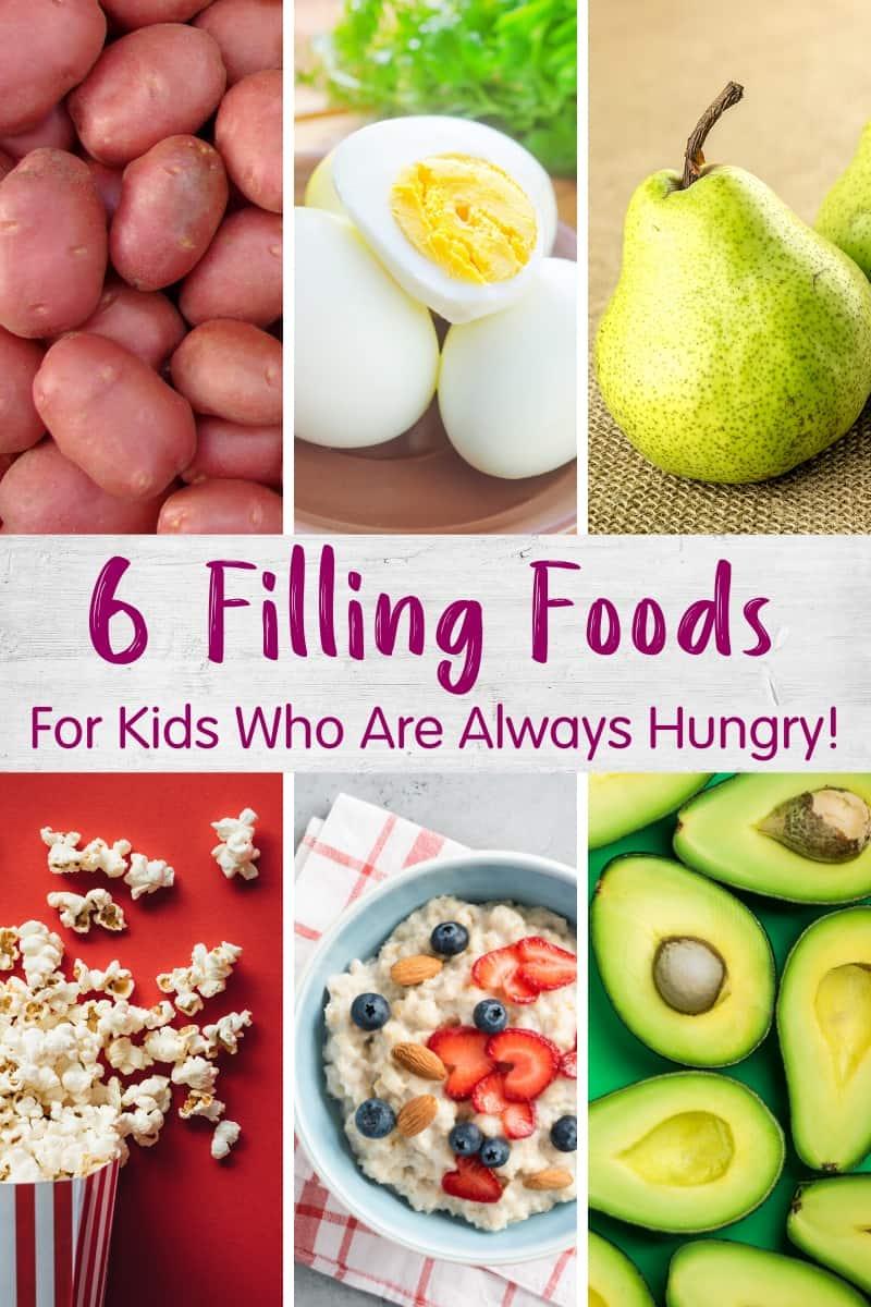 Filling Foods For Kids