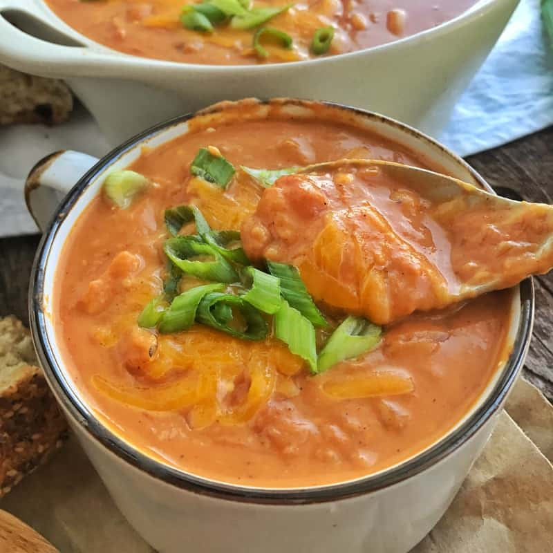 Best Slow Cooker Pumpkin Chili