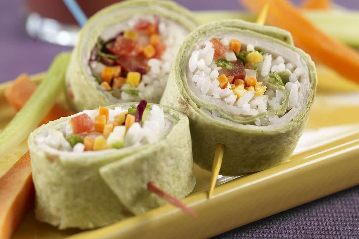 """Turkey """"Sushi"""" Feature Image"""