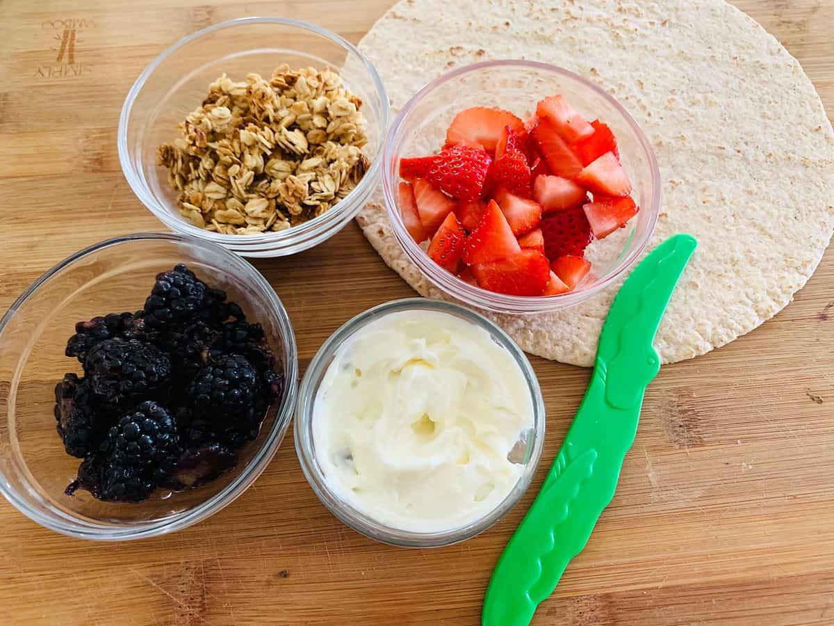 Easy Lunchbox Pinwheel Recipes