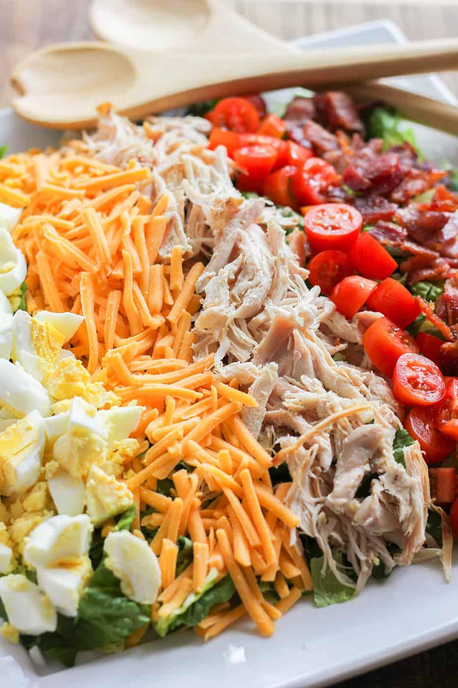 Tasty Chopped Cobb Salad