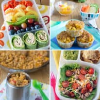 25 At Home Lunches for Kids