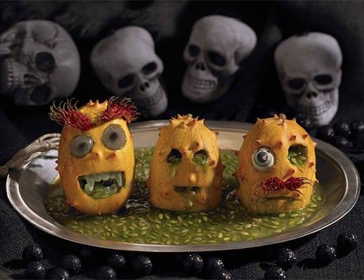 Tasty Halloween Snacks