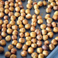 Roasted Chickpeas – 9 Ways