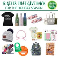 12 Gifts That Give Back for the Holiday Season