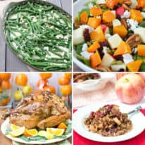 25 Healthy Thanksgiving Recipes
