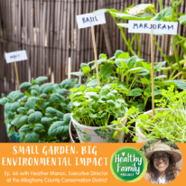 Episode 66: Small Garden, Big Environmental Impact