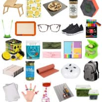 Collage of product images.
