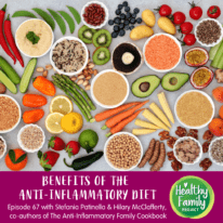 Episode 67: Benefits of the Anti-Inflammatory Diet