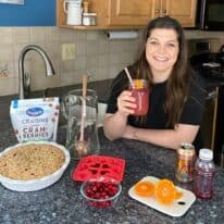 Food Rx: Gut Healthy Benefits of Cranberry Juice