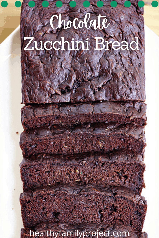 How to make Chocolate Zucchini Bread
