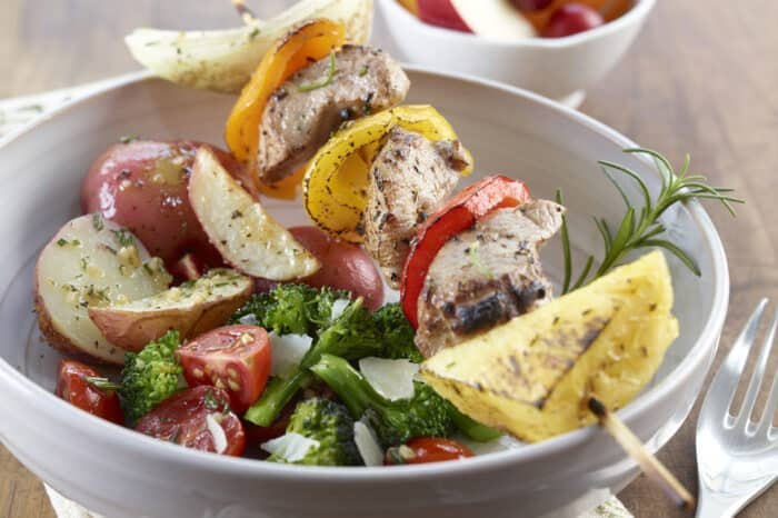 10 summer grilling recipes to add to your rotation pork kabobs recipe