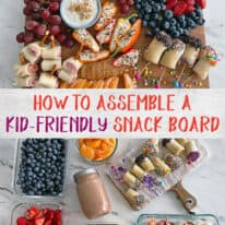How to assemble a kid-friendly snack board