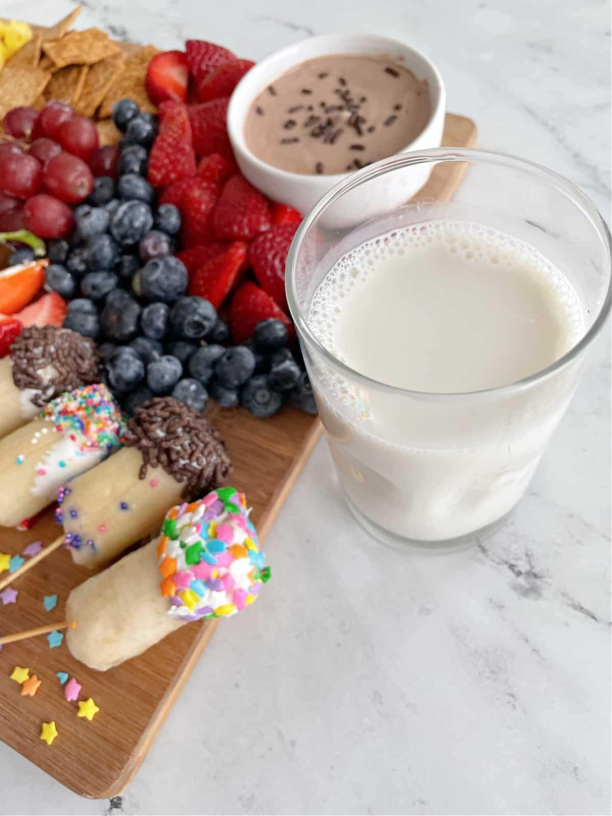 How to make a Dairy Filled Snack Board